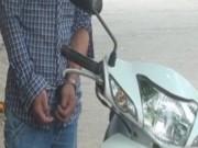 An ninh Xã hội - Trộm xe máy để lấy tiền nộp phạt vi phạm giao thông