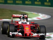 Thể thao - F1 - Chạy thử Italian GP: Ferrari thu hẹp khoảng cách