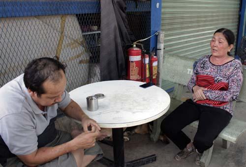 Cha Nguyễn Hải Dương muốn xin giảm án cho Vũ Văn Tiến