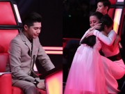 Ca nhạc - MTV - Đông Nhi, Noo Phước Thịnh bật khóc vì loại trò cưng The Voice Kids