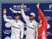 Thể thao - Phân hạng Italian GP: Show diễn của riêng Hamilton