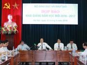 Giáo dục - du học - Bộ GD-ĐT sẽ cân nhắc cho học sinh được nghỉ Đông