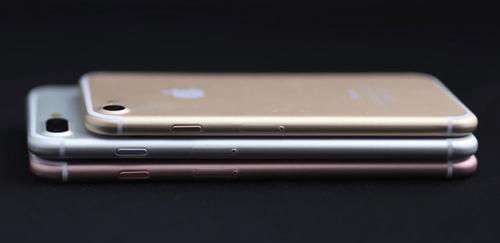 Cấu hình chi tiết iPhone 7 trước giờ ra mắt