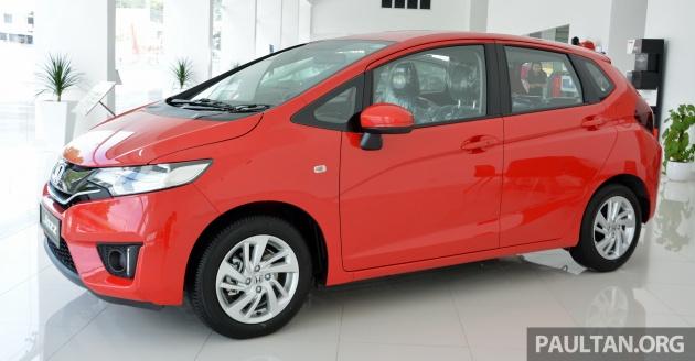 Honda Jazz X phiên bản giới hạn chỉ sản xuất 300 chiếc