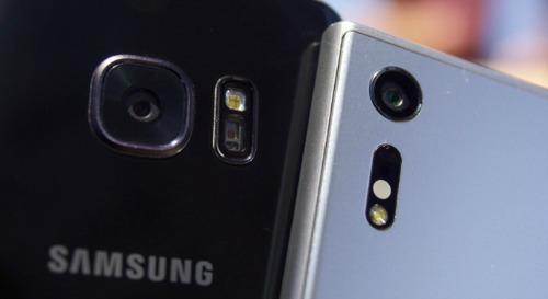So sánh nhanh Sony Xperia XZ và Samsung Galaxy S7