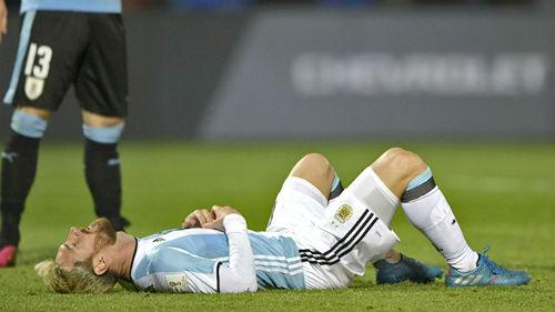 Champions League - Liga: Messi chỉ được chọn một