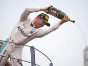 Thể thao - BXH F1, Italian GP: Rosberg xuất sắc nhưng số 1 thì chưa