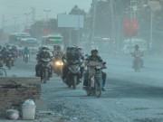 """Tin tức trong ngày - """"Bão"""" bụi tấn công ở Sài Gòn, dân chịu không thấu"""