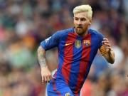 Bóng đá - Champions League - Liga: Messi chỉ được chọn một