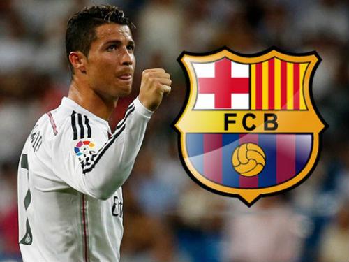Ronaldo có thể tới Barca với giá 1,5 tỷ euro