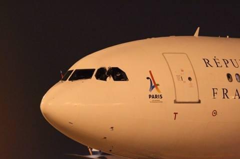 Tổng thống Pháp tới TP.HCM