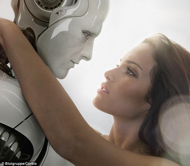 """""""Chuyện ấy"""" với robot tình dục có thể gây nghiện"""