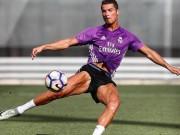 Bóng đá - Real: Ronaldo trở lại ghi bàn như mưa trên sân tập