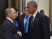 """Thế giới - Obama """"mặt lạnh như tiền"""" gặp Putin lần cuối nhiệm kỳ"""