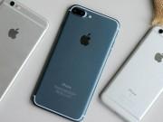 Dế sắp ra lò - Lộ điểm sức mạnh iPhone 7 Plus, bỏ nút Home vật lý