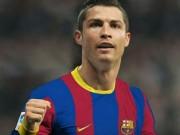 Bóng đá - Ronaldo có thể tới Barca với giá 1,5 tỷ euro