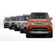 Tin tức ô tô - Land Rover Discovery thế hệ thứ 5 sắp trình làng