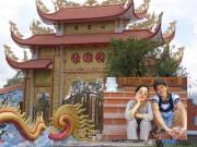 Phim - Choáng với nhà thờ Tổ 100 tỷ đã xây xong của Hoài Linh