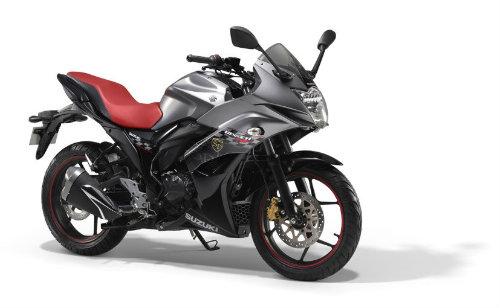 Suzuki Gixxer SP bản đặc biệt lên kệ giá 27 triệu đồng