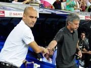 Bóng đá - Pep - Mourinho đấu khẩu: Những lời cay nghiệt