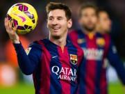 Bóng đá - Messi có thể sang Việt Nam du đấu