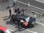 Thế giới - Tài xế của Putin thiệt mạng trong tai nạn kinh hoàng