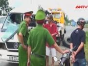 Video An ninh - Bản tin an toàn giao thông ngày 7.9.2016