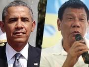 Điểm nóng - Duterte sỉ nhục Obama, quan hệ Mỹ-Philippines sẽ ra sao?