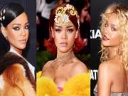 """Thời trang - 15 kiểu tóc ấn tượng cộp mác """"Rihanna"""""""