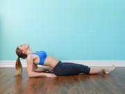 Làm đẹp - 4 bài tập thể dục mỗi sáng để vòng 1 căng tròn, săn chắc