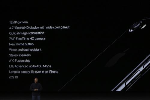 Điểm lại những nét tiêu biểu trong sự kiện ra mắt iPhone 7 của Apple - ảnh 14