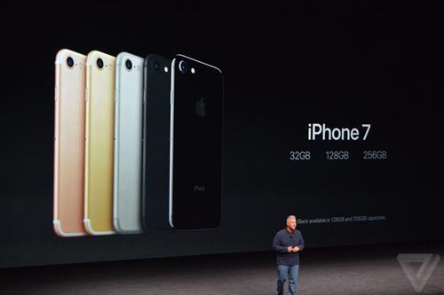 """iPhone 7 và iPhone 7 Plus trình làng: Hàng """"khủng"""", giá rẻ bất ngờ - 8"""
