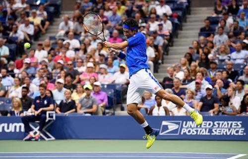 Nishikori - Murray: Cú ngược dòng kinh điển (TK US Open)