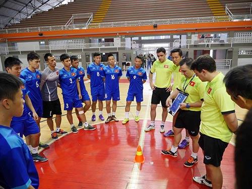 Chi tiết futsal Việt Nam - Guatemala: Quả penalty bước ngoặt (KT) - 5