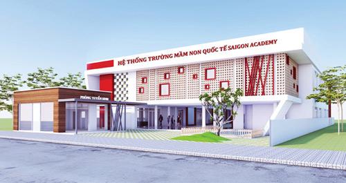 """Ngày hội """"Hello school"""" tại cơ sở Saigon Academy Trần Quý Cáp - 1"""