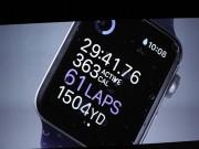 Công nghệ thông tin - Ảnh: Cận cảnh đồng hồ thông minh Apple Watch Series 2