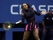 Thể thao - Serena – Halep: Đối thủ cứng đầu (Tứ kết US Open)