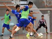 Bóng đá - ĐT futsal VN được ăn ngon, tập sung trước World Cup