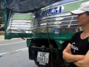 """Tin tức trong ngày - """"Anh hùng xe tải"""" kể lại phút giây """"dìu"""" xe khách xuống đèo"""