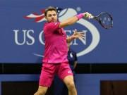 Thể thao - Wawrinka – Del Potro: 4 set kịch chiến  (Tứ kết US Open)