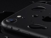 Dế sắp ra lò - iPhone 7 và iPhone 7 Plus chống nước như thế nào?