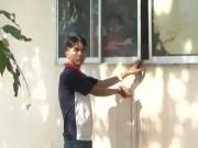 Video An ninh - Con nghiện đói thuốc lao vào bệnh viện trộm cắp