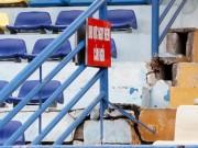 Bóng đá - Lo an toàn cho khán giả xem U19