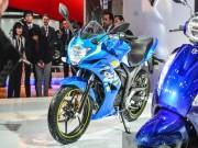 Thế giới xe - Ngắm Suzuki Gixxer SF phun xăng điện tử giá 31,4 triệu đồng