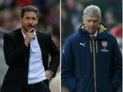 Bóng đá - Tin HOT tối 8/9: Simeone xứng đáng thế chỗ Wenger
