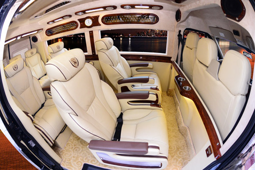 Dịch vụ vận chuyển hành khách cao cấp bằng xe Dcar Limousine - 6