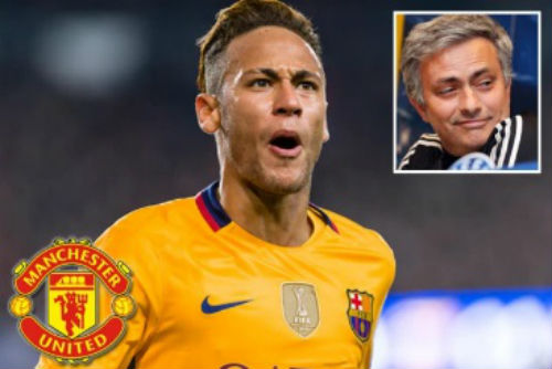 Lương 40 triệu euro, Neymar suýt gia nhập MU & PSG