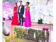 Bạn trẻ - Cuộc sống - TQ: Chú rể chịu chơi tặng cô dâu 21 tỷ ngay tại lễ cưới