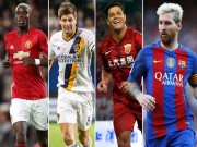 """Bóng đá - Barca, Real và NHA tính chuyển sang đá """"Cúp C1 thế giới"""""""