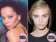 Làm đẹp - Xu hướng trang điểm mắt thiên biến vạn hóa 100 năm qua